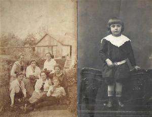 Dzieciństwo Jerzego w Proszowicach