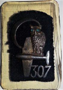 Odznaka Dywizjonu 307