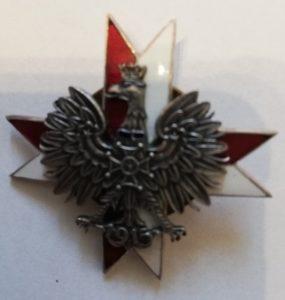 Odznaka pamiątkowa 1 Pułku Ułanów Krechowieckich