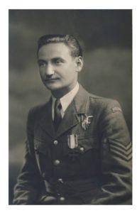 Starszy sierżant Mieczysław Zakrocki